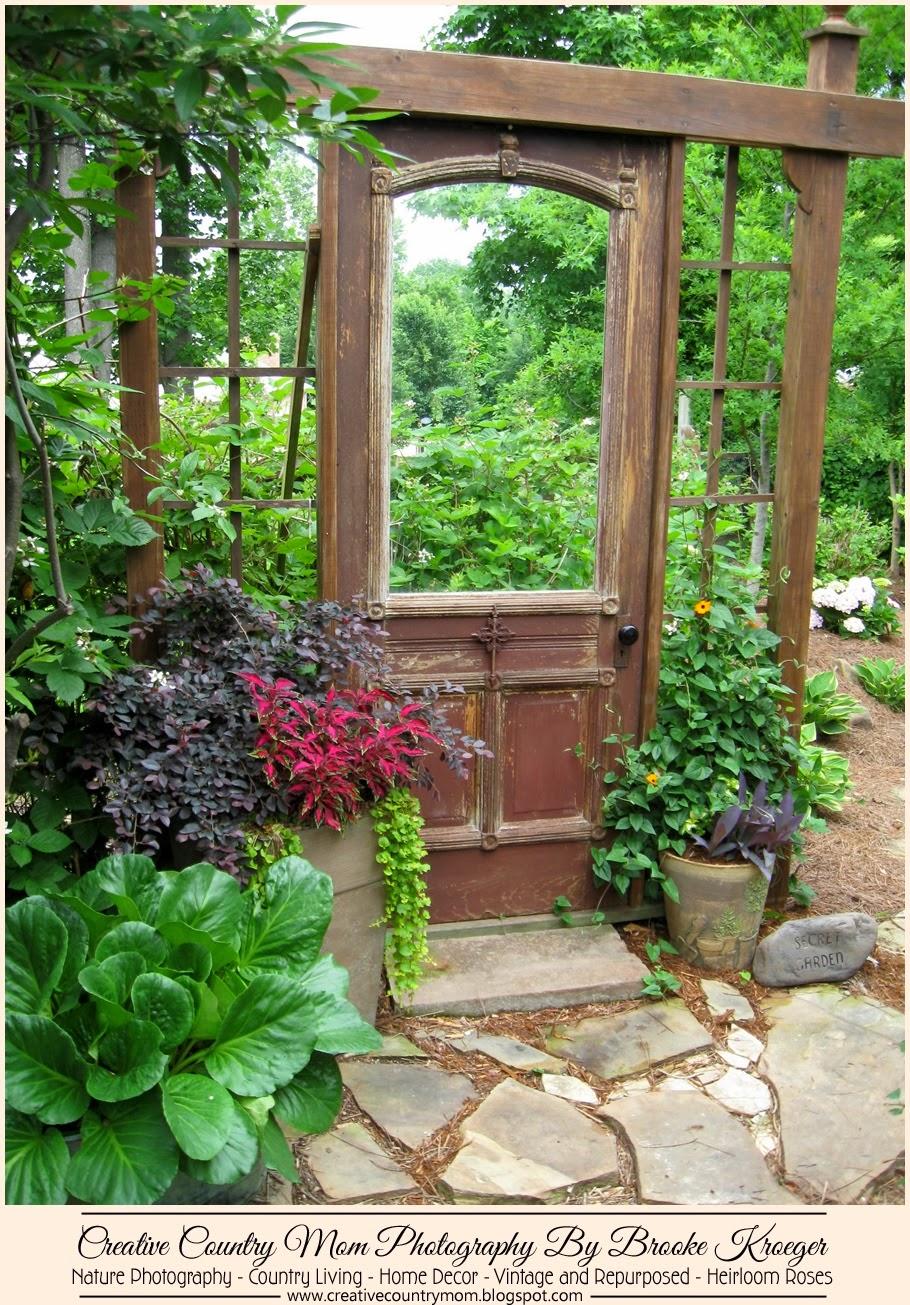 Old Door Garden Ideas