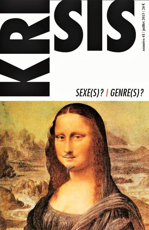 KRISIS 41 : SEXE(S) ? / GENRE(S) ?