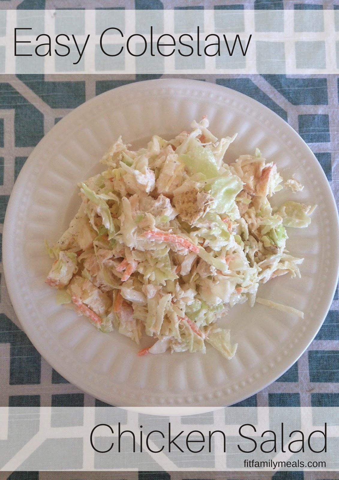 Easy Coleslaw Recipe — Dishmaps