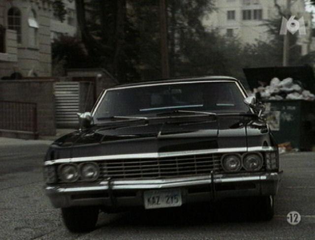 gabriel ribeiro eu adoro o impala 1967 da s rie sobrenatural. Black Bedroom Furniture Sets. Home Design Ideas