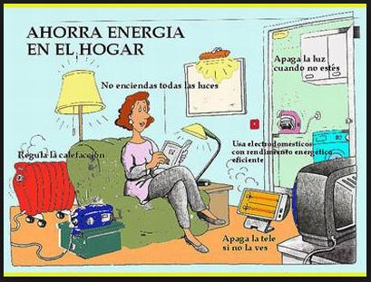 CONSEJOS PARA AHORRAR ENERGIA EN LA OFICINA - Paritarios.cl