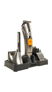 Buy Nova NG 1095 Multi Grooming KIT 7 IN 1 Trimmer For Men at Rs. 693 only