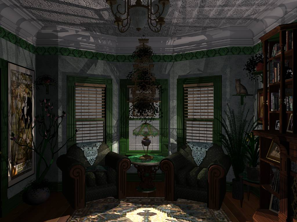 Victorian Interior Design Model House And Home