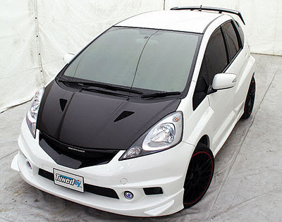 NEW JAZZ WIDE BODY MUGEN DYNAMILE BY YATT