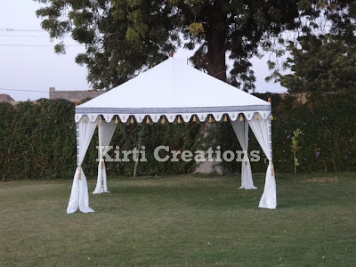 Stylish Indian Tent