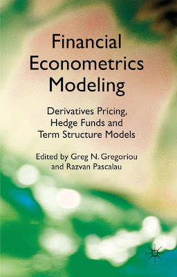 Financial Econometrics Modeling: Derivatives Pricing, Hedge Funds and Term Structure Models - Free Ebook Download
