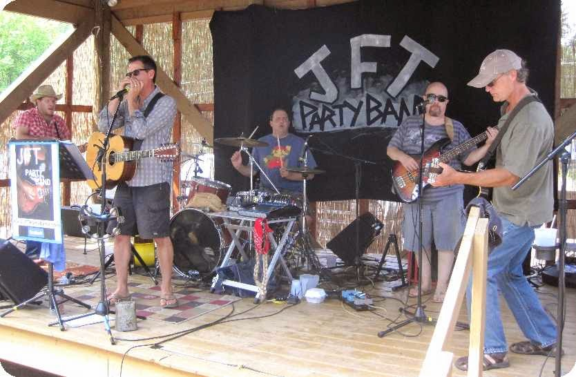 2014-08-31 at Jake's Supper Club