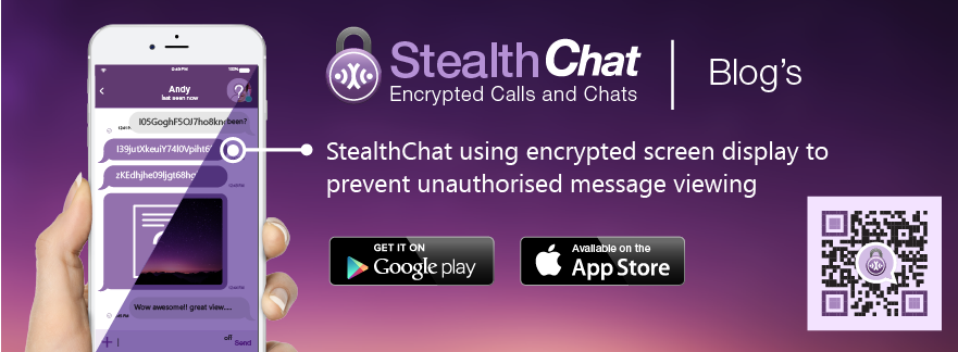 StealthChat blog's