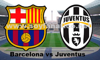 Final Champions League: Barcelona vs Juventus