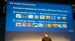 Game EA Hadir Eksklusif di Nokia Lumia