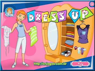 Party Dress Online on Ben 10 Games Free Online  Ben 10 Alien Force Game  Gwen 10 Dress Up
