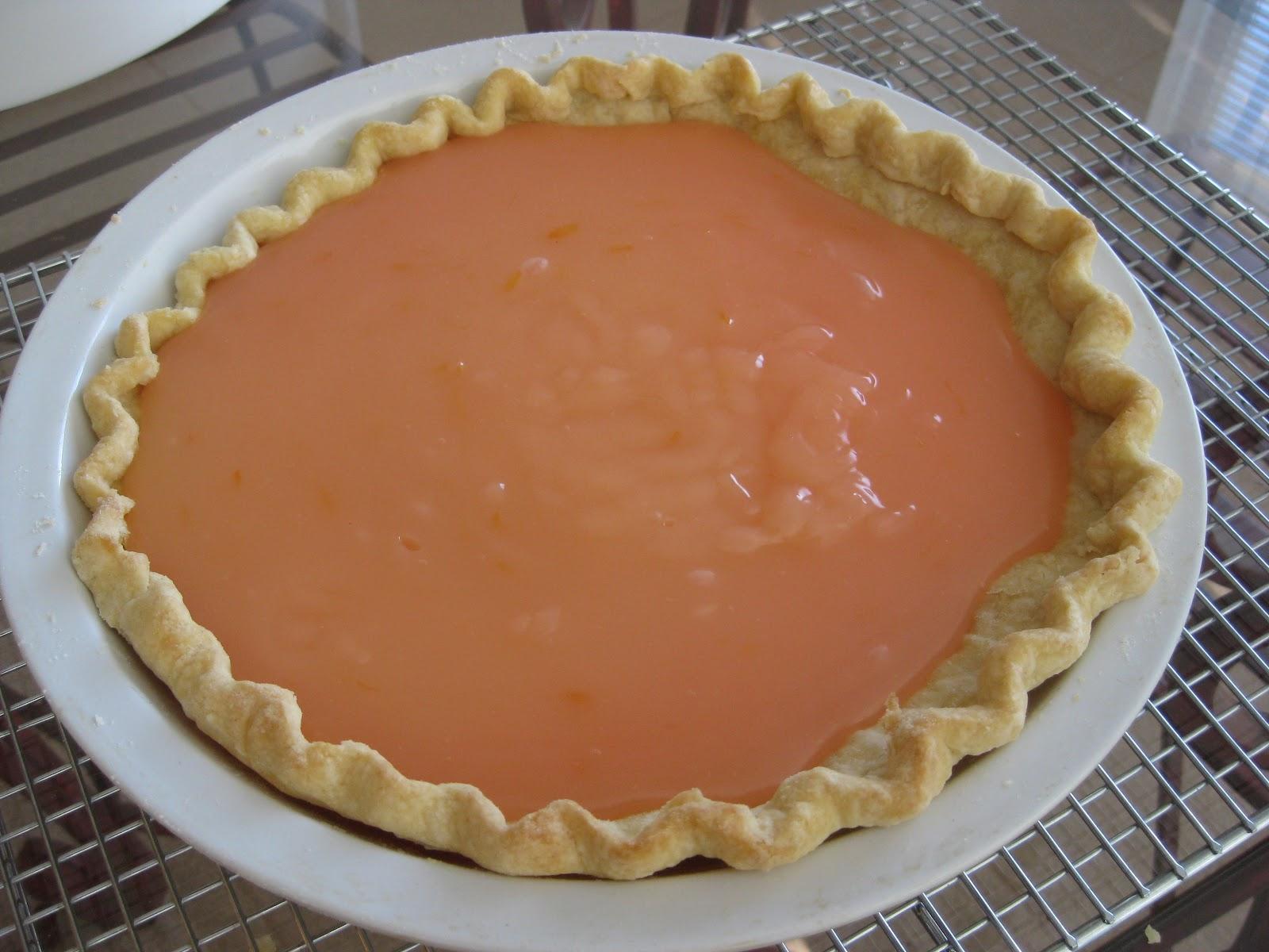 The Pie Experiment: Pie # 28: Grapefruit Meringue Pie