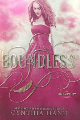 boundless unearthly cynthia hand giveaway arc