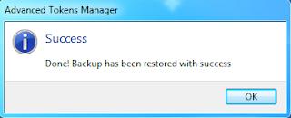 Advances Token manager restore Cara Reinstall Windows Tanpa Harus Aktivasi Ulang