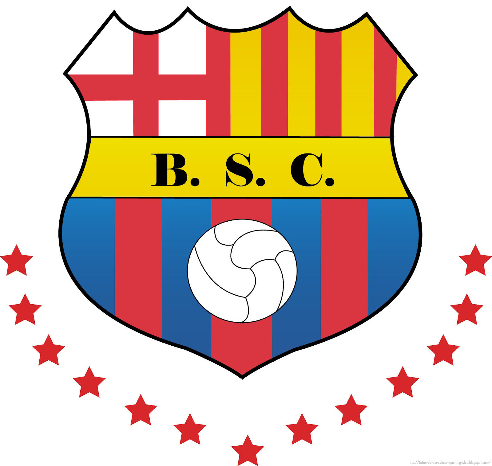 Escudo De Barcelona De Ecuador http://fotos-de-barcelona-sporting-club.blogspot.com/2012/07/blog-post_23.html#!