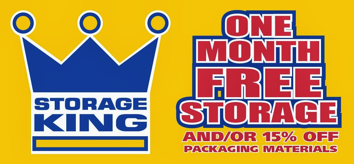 Get a special offer on storage for Tradies SA members