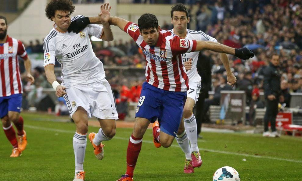 Terza Maglia Atlético de Madrid Andrés Solano