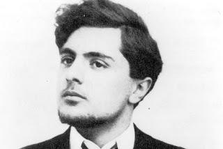 Amedeo Modigliani voor hij naar Parijs trok
