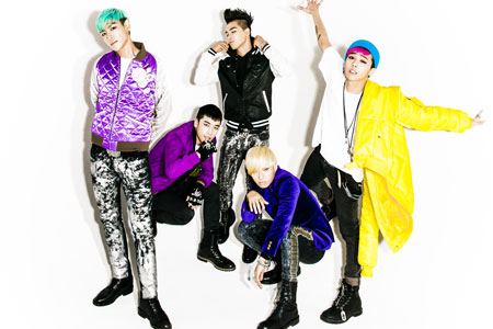 BIGBANG Oricon Interview