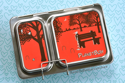 NEW! PlanetBox Shuttle mini PlanetBox