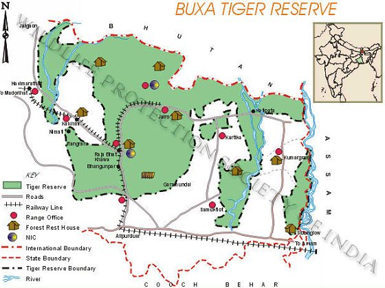 Beautiful Forest Trip at Buxa Tiger Reserve this Durga Puja 2013