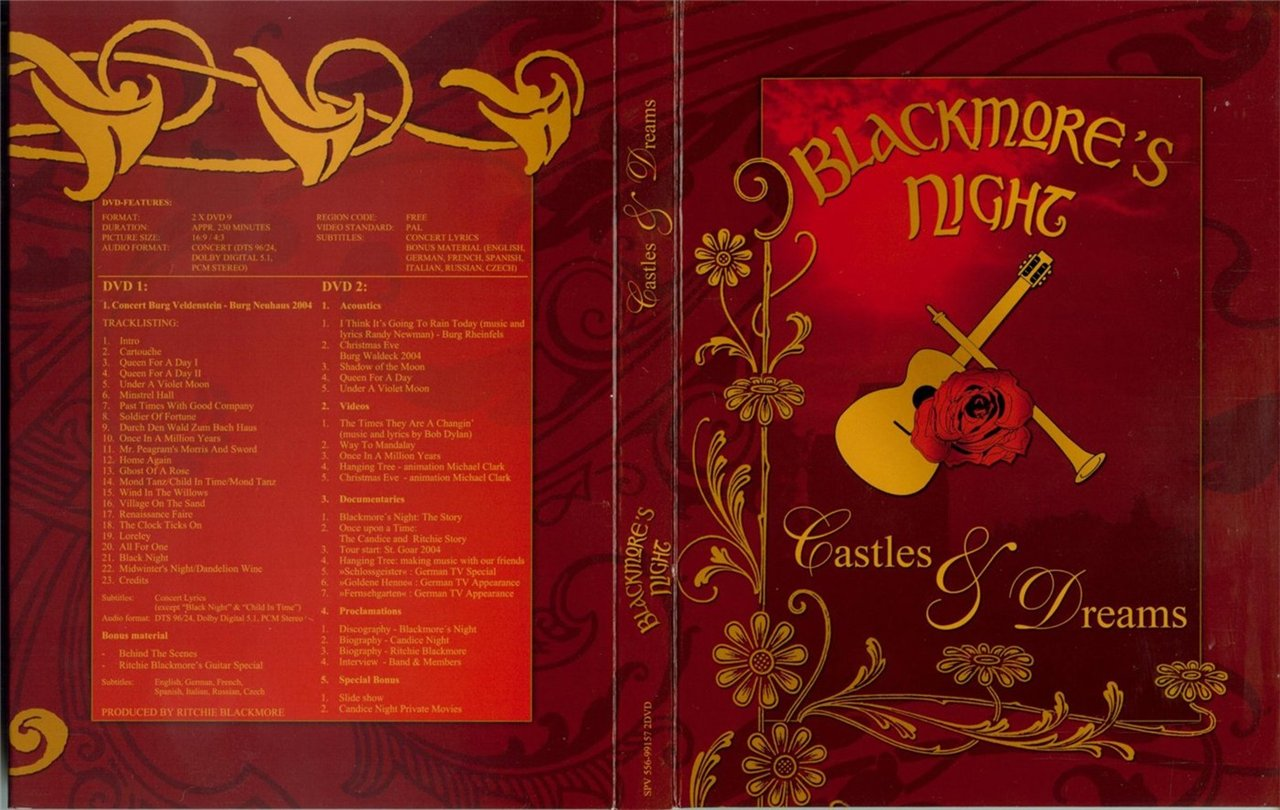 Blackmore's Night - Beyond The Sunset - The Romantic Collection