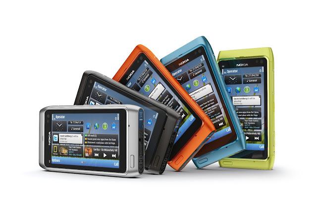 Low Cost Phones - The Nokia N8