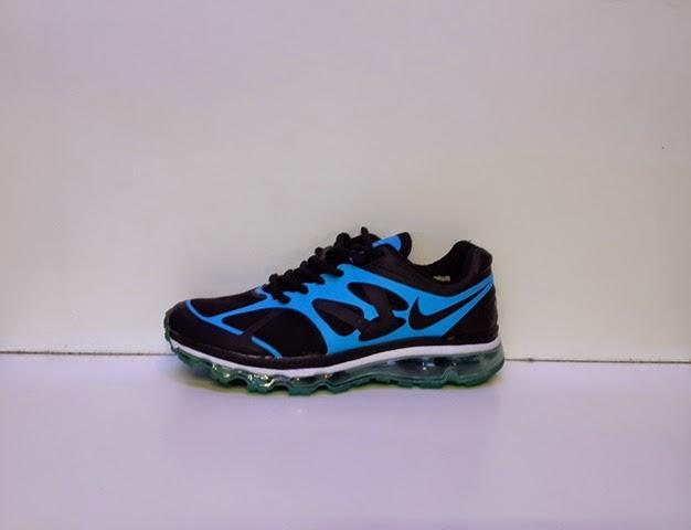 Sepatu Nike Air Max Trainer hitam,sepatu hitam cewek