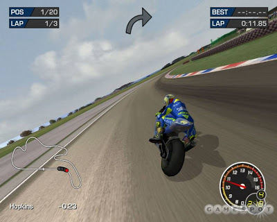 Download Game Balap Motor MotoGP 3 for PC