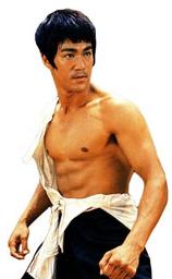 Bruce Lee na guarda