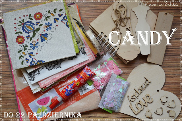 Candy, do 22.10