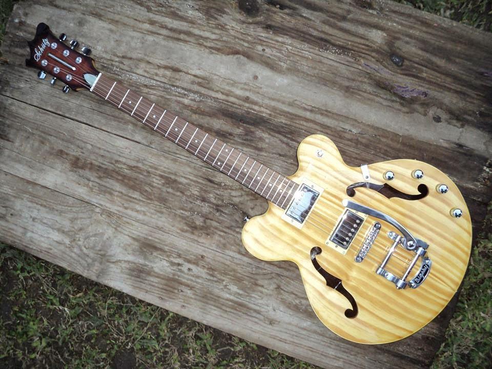 Guitarra de Caja