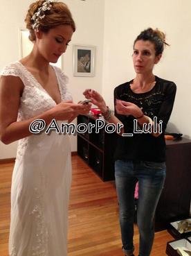 fotos de luli adelanto la nueva campaña de la marca de vestidos de ...