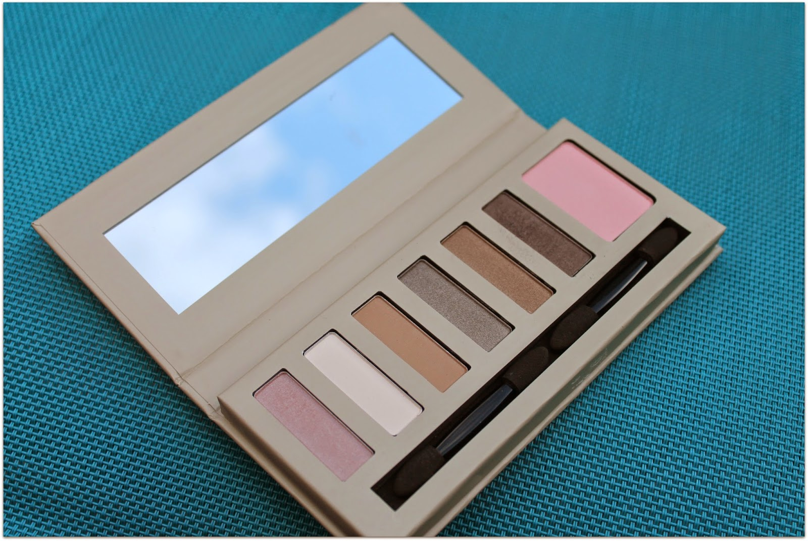Barry M Natural Glow Palette