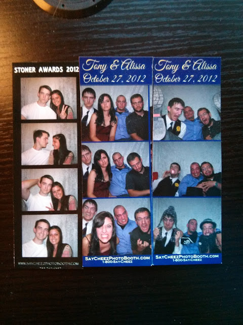 Missing: Amy's Wedding's Photobooth Shots
