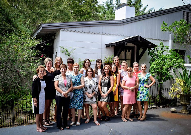 Wamp Designs Bridal Shower