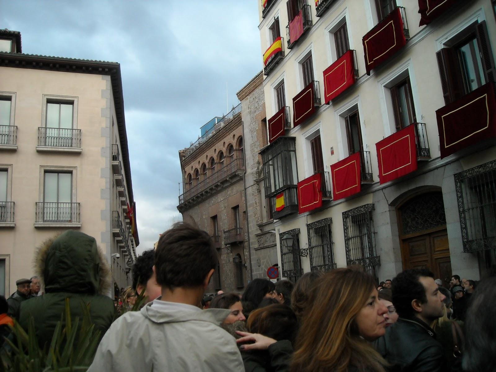 Procesiones en madrid el madrid de los artesanos - Artesanos de madrid ...