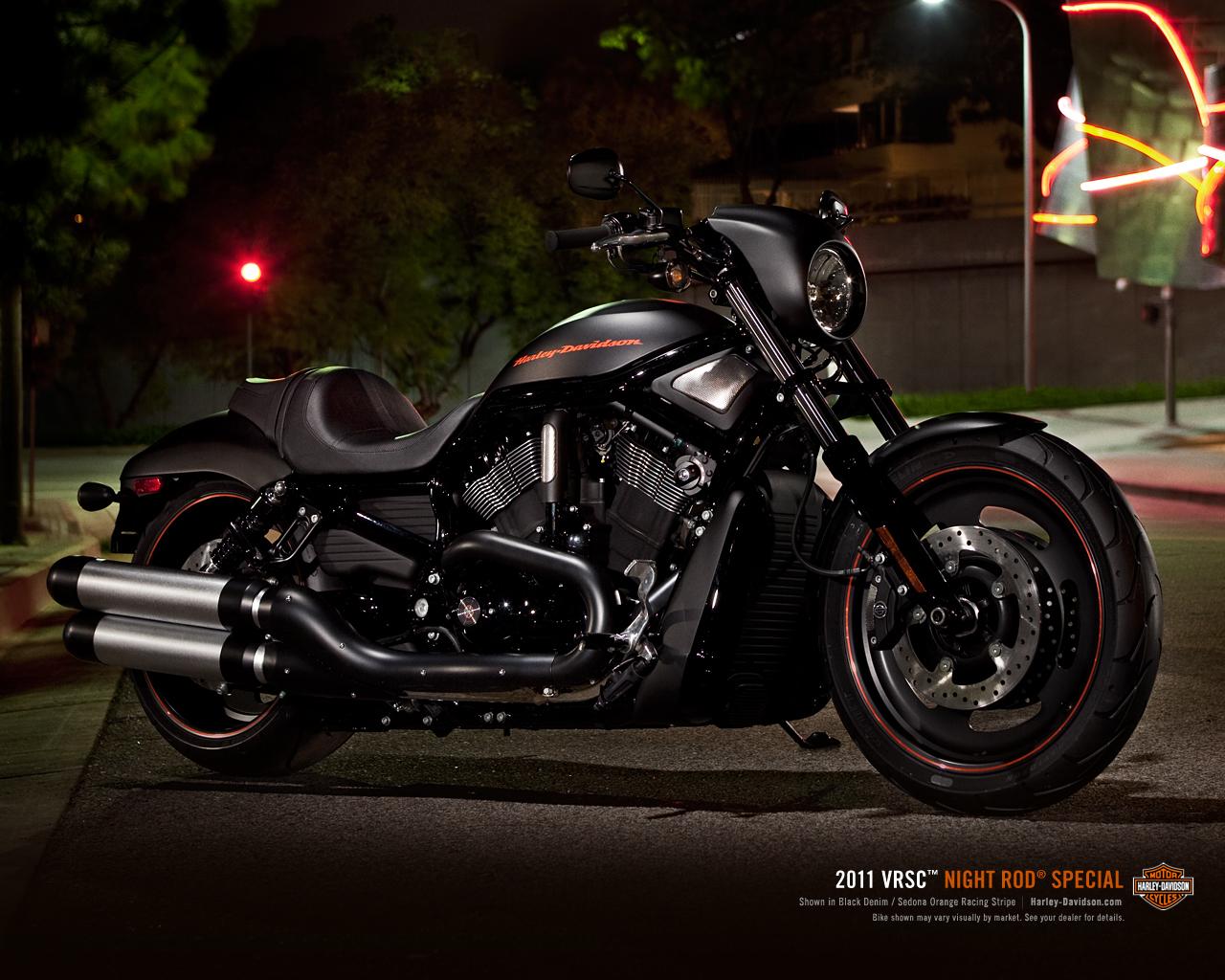 2011 Harley-Davidson Night Rod