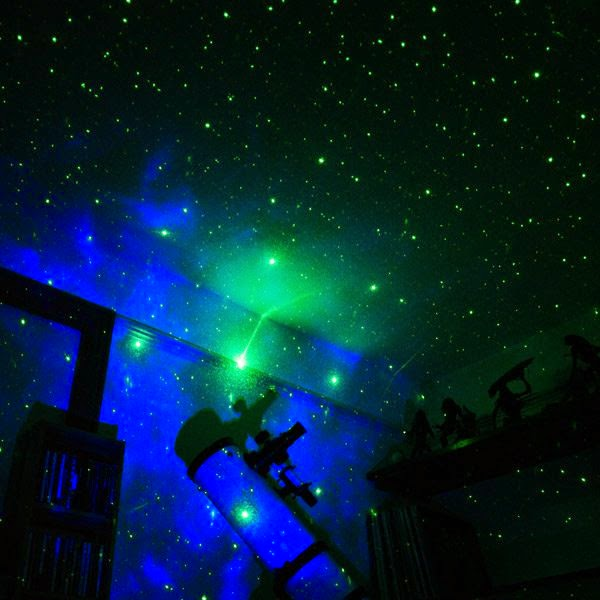 15 Coolest And Awesome Home Planetariums
