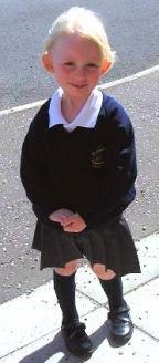 Aimee Kerrigan: First Day at School