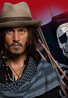 Johnny Depp - Madame Tussauds dalam Paket Tour Hongkong - Enjoy Wisata