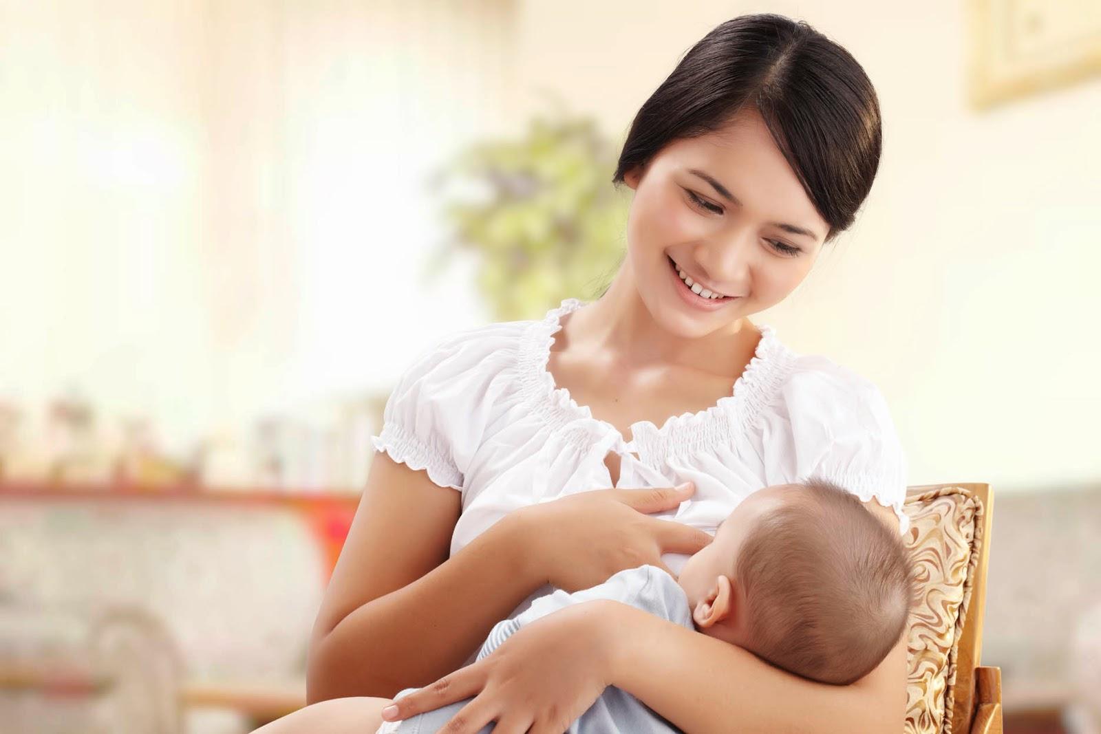 Manfaat ASI Untuk Si Bayi