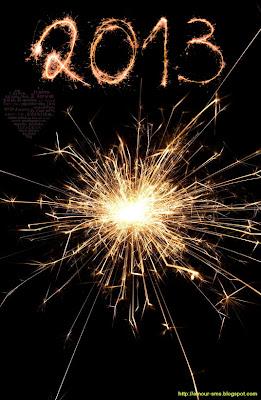 bonne année 2013 feu d'artifice