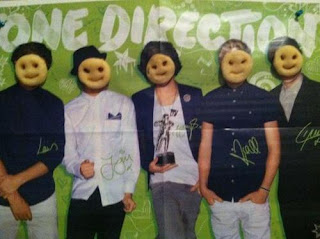 one direction lol faces