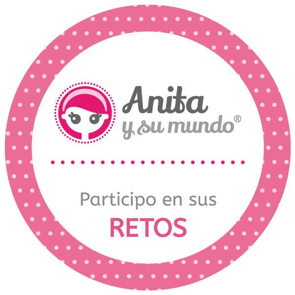 Retos Anita y su mundo