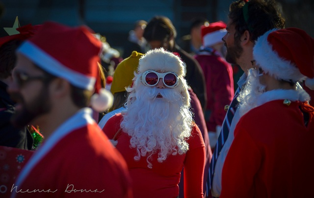 santa clause photos