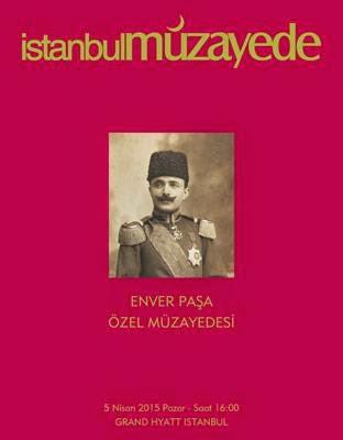 5 Nisan Enver Paşa Özel Müzayedesi - İstanbul Müzayede