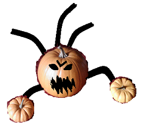 mutant pumpkin