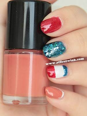 Queens day nails