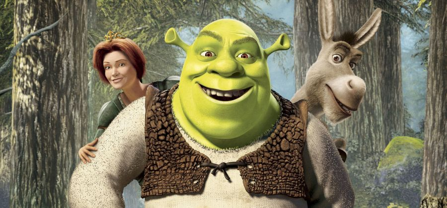 Shrek - BluRay Torrent